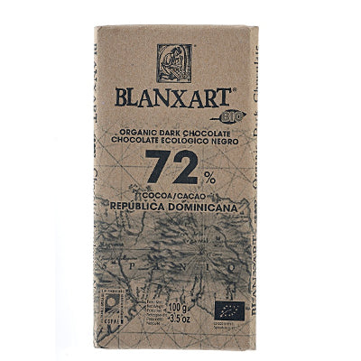 Blanxart Dominican Republic 72%