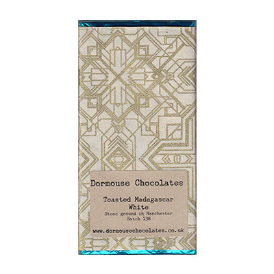 Dormouse Madagascar Toasted White Chocolate