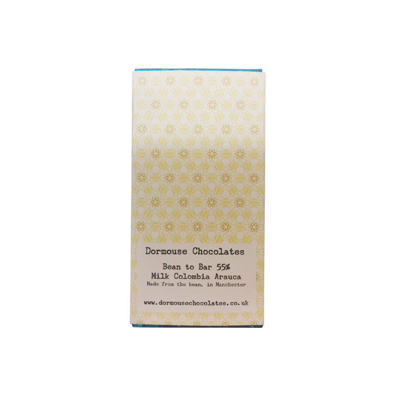 Dormouse Colombia Milk Chocolate