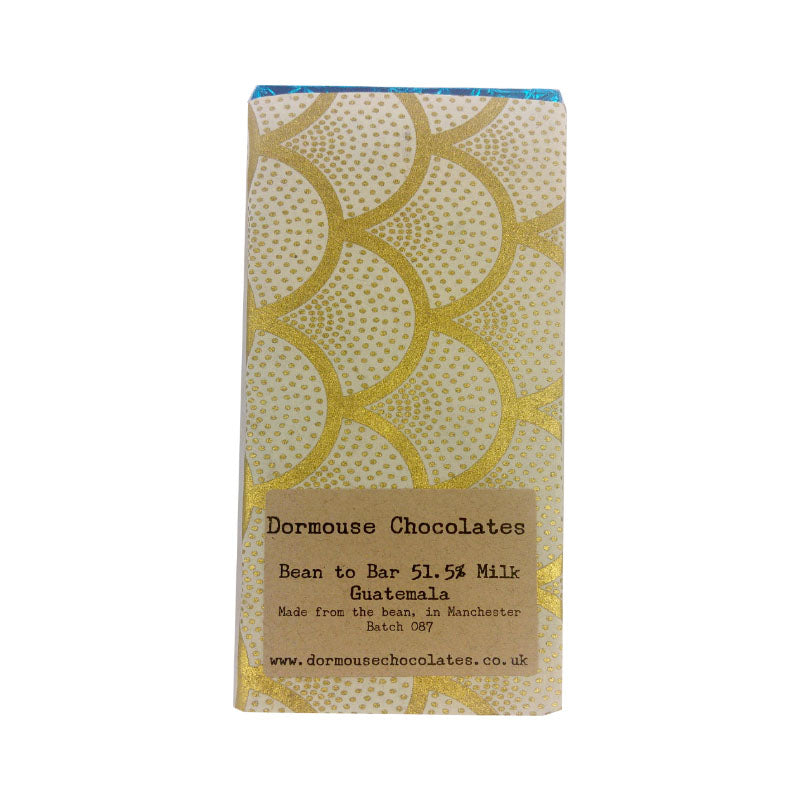 Dormouse Guatemala Milk Chocolate