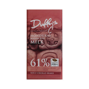 Duffy's Honduras Mayan Red Milk