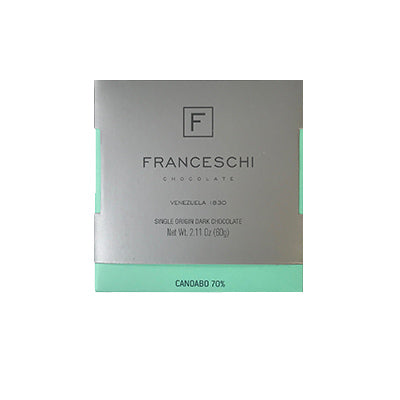 Franceschi - 70% Canaobare Dark Chocolate