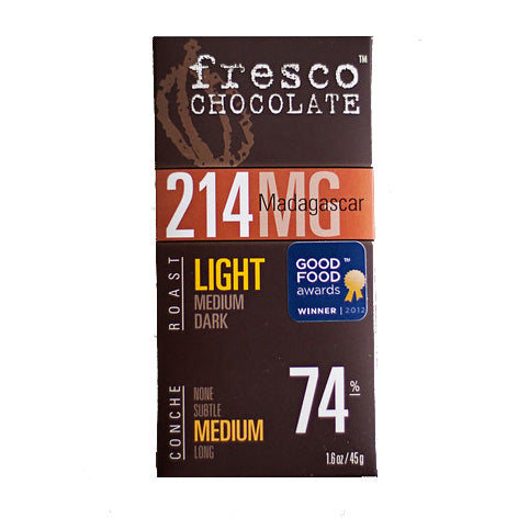 Fresco 214 Madagascar 74% (CARTON12)