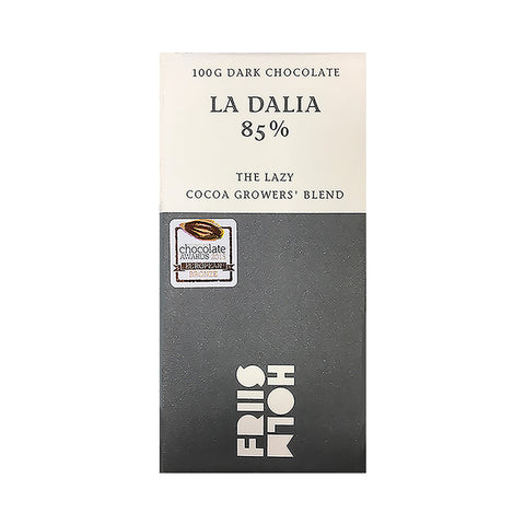 Friis Holm La Dahlia 85% Dark Chocolate