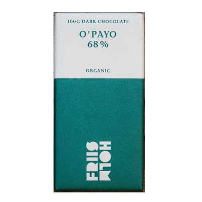 Friis Holm - O'Payo Dark Chocolate