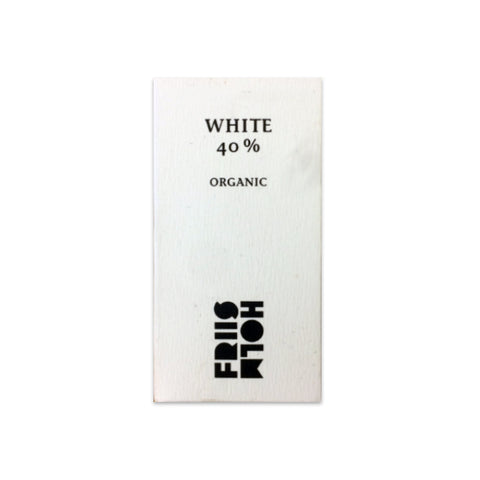 Friis Holm White Chocolate 40%