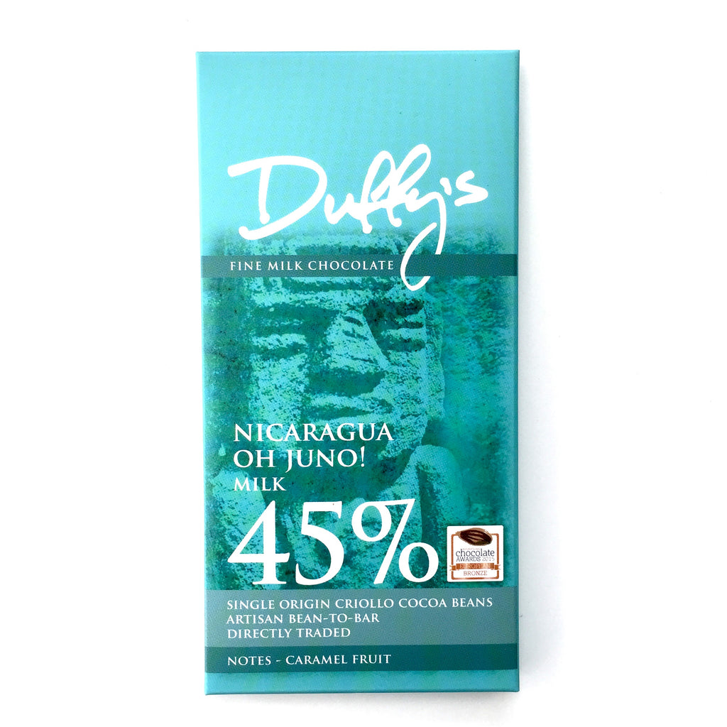 Duffy's - Oh Juno! 45% Milk Chocolate
