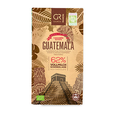 Guatemala Dark Milk Chocolate