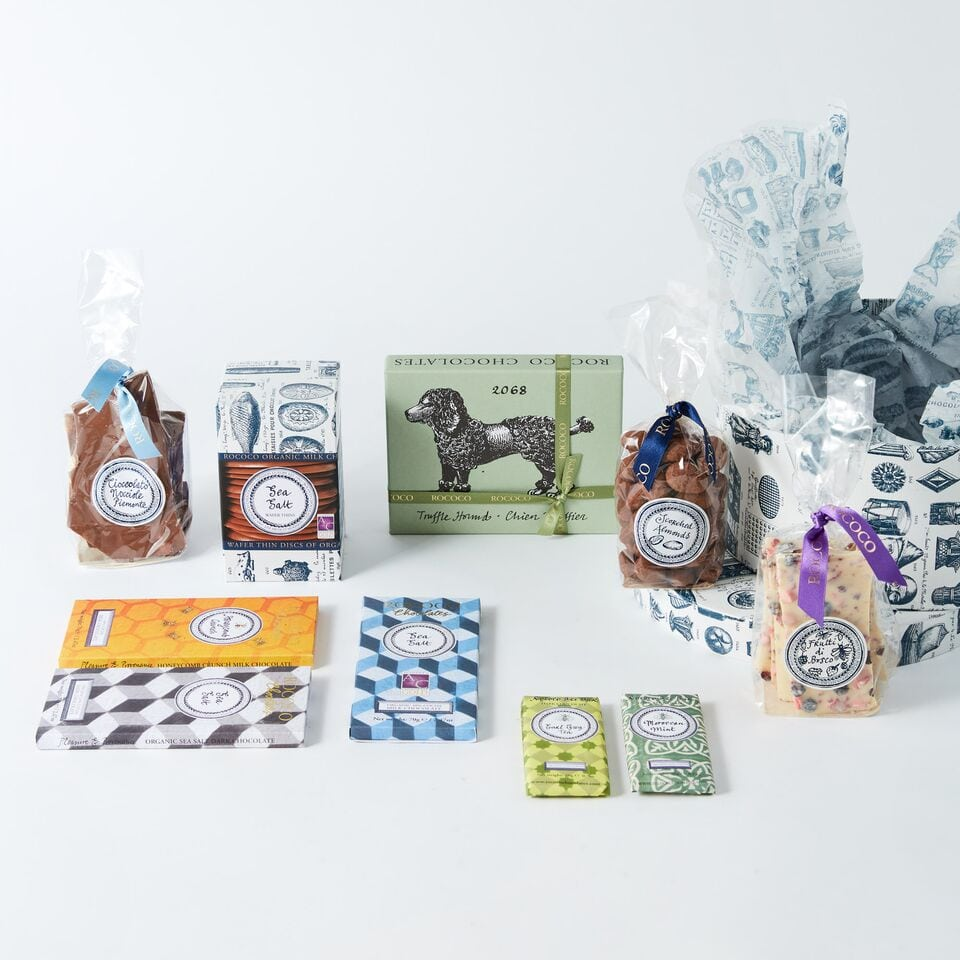 Deluxe Chocolate Hamper