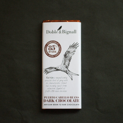 Doble & Bignall Venezuela 85% Dark Chocolate