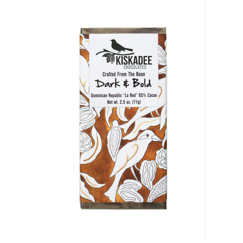 Kiskadee Dominican Republic Dark & Bold 85%