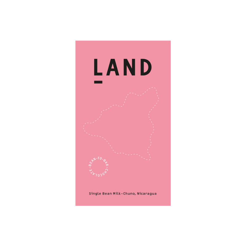 Land - Chuno 58% Milk Chocolate Bar