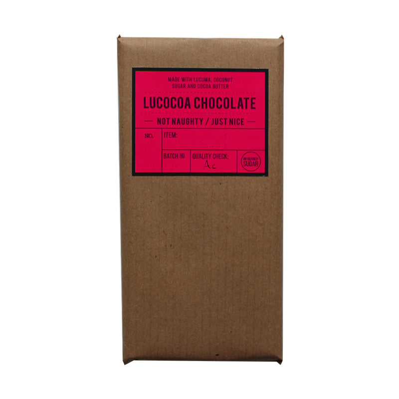 Lucocoa Haiti Dark Chocolate 60%