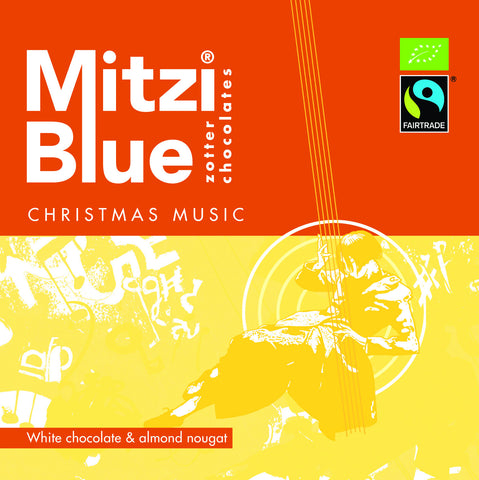 Mitzi Blue Christmas Music