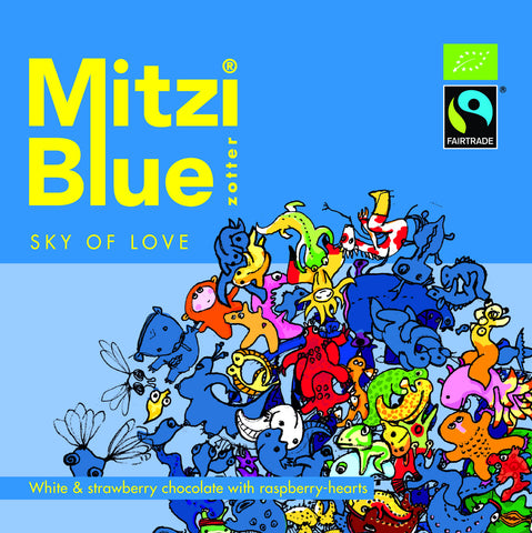Mitzi Blue Sky of Love