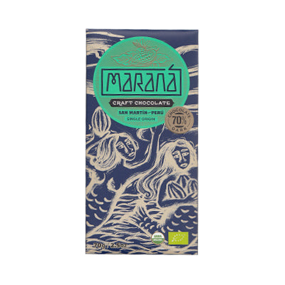 Marana San Martin 70% Dark Chocolate