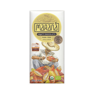 Marana Piura Dark Chocolate 70%