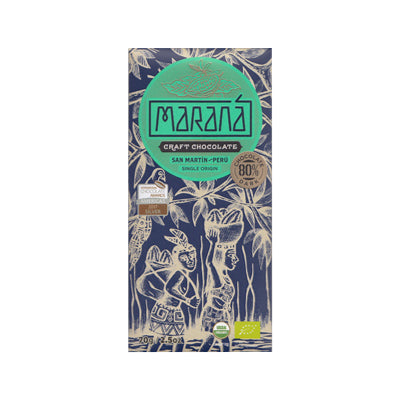 Marana San Martin 80% Dark Chocolate