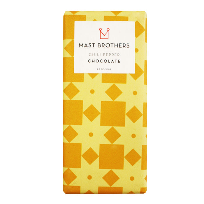 Mast Brothers Chili - Cocoa Runners