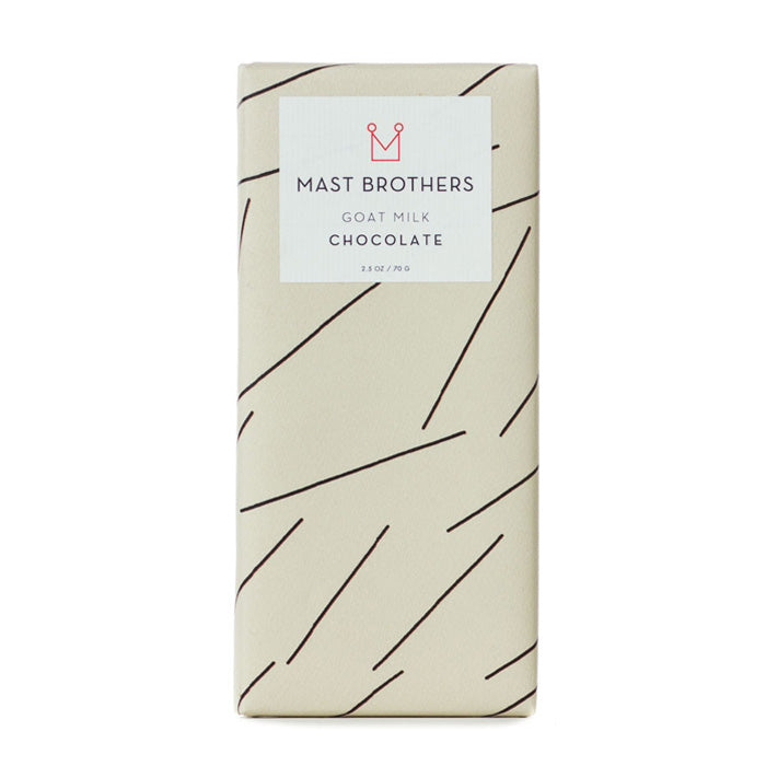 Mast Brothers Goats Milk - Cocoa Runners