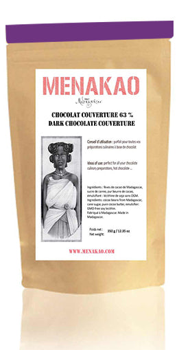 Menakao 63% Couverture 2.5kg
