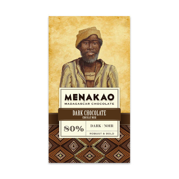 Menakao Dark Chocolate 80%