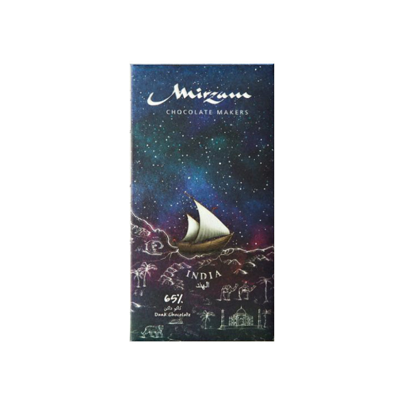 Mirzam India Dark Craft Chocolate