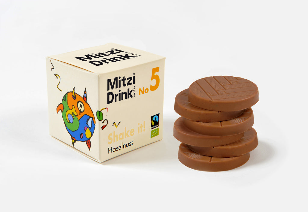 Zotter Hazelnut Hot Chocolate