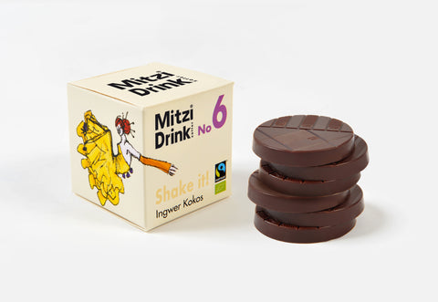 Mitzi Blue Ginger & Coconut Drinking Chocolate