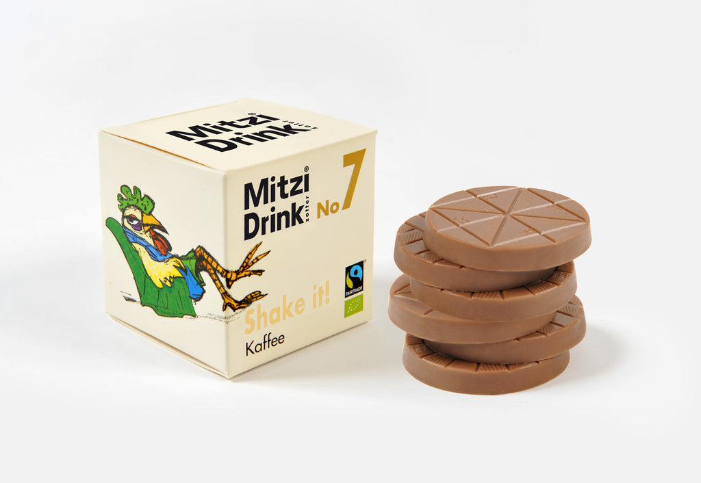 Zotter Mitzi Drink Coffee Hot Chocolate