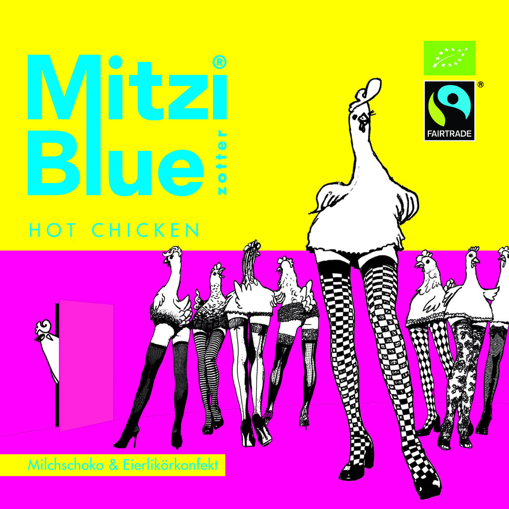 Mitzi Blue Hot Chicken