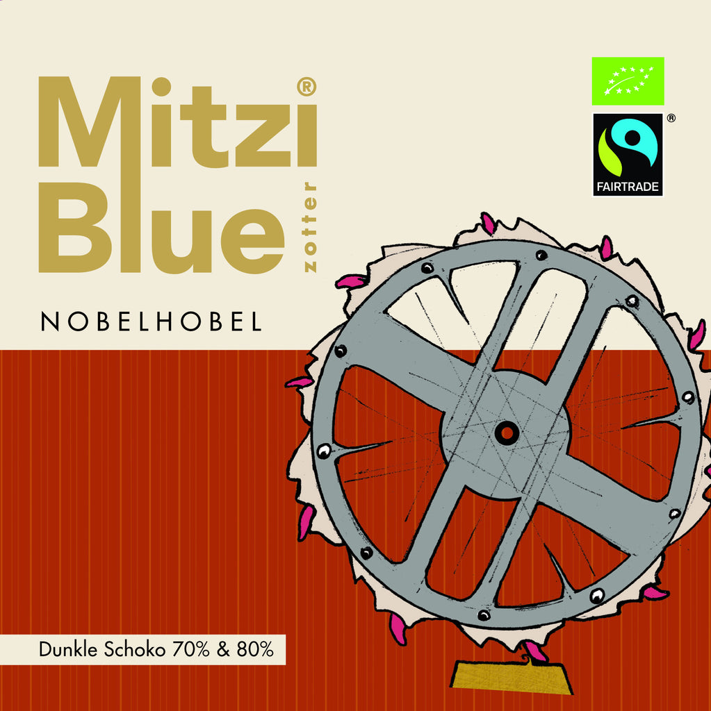 Mitzi Blue Dark Secrets