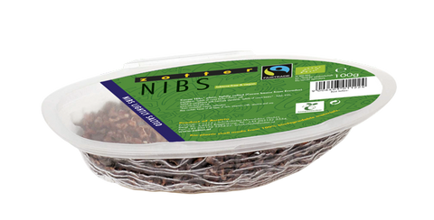 Zotter Lightly Salted Cocoa Nibs
