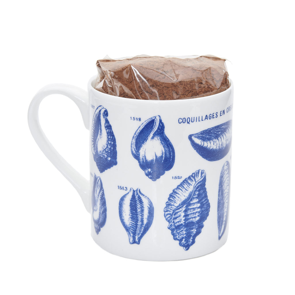 Organic Drinking Chocolate and Mug Set