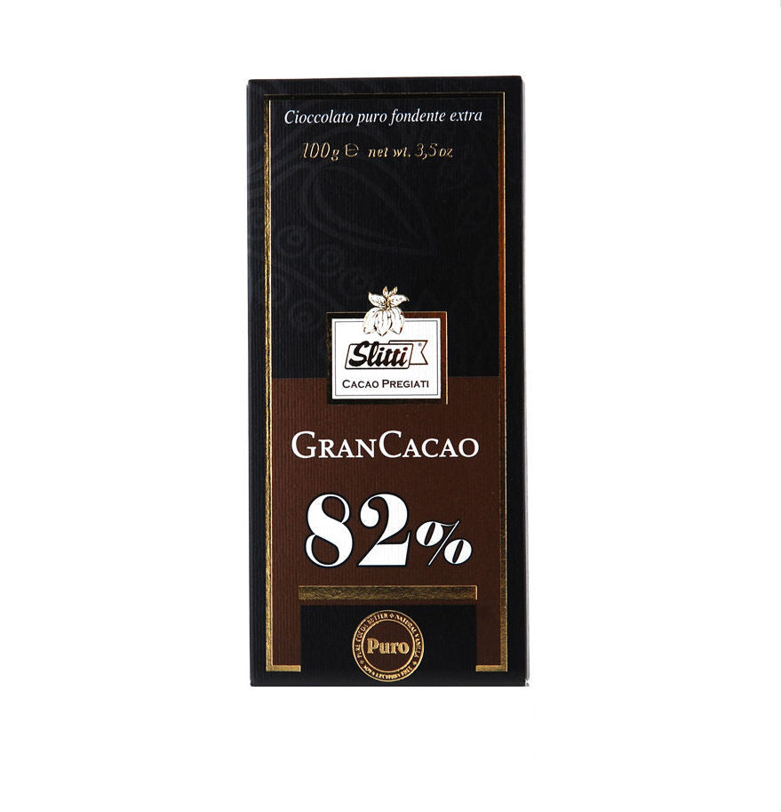 Slitti 82% Dark Chocolate
