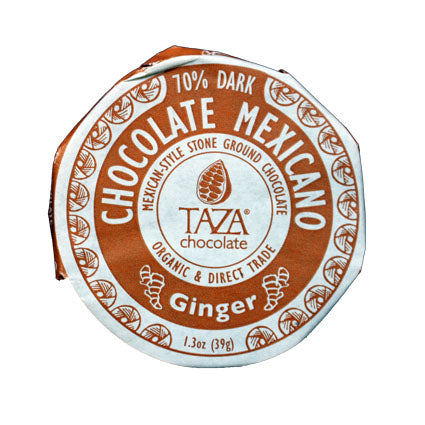 Taza Chocolate Ginger