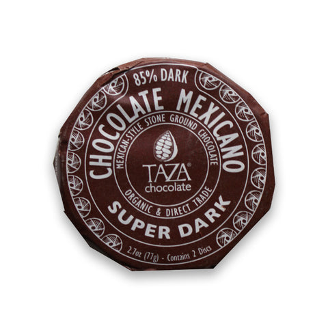Taza Chocoate Mexicano Super Dark 85%