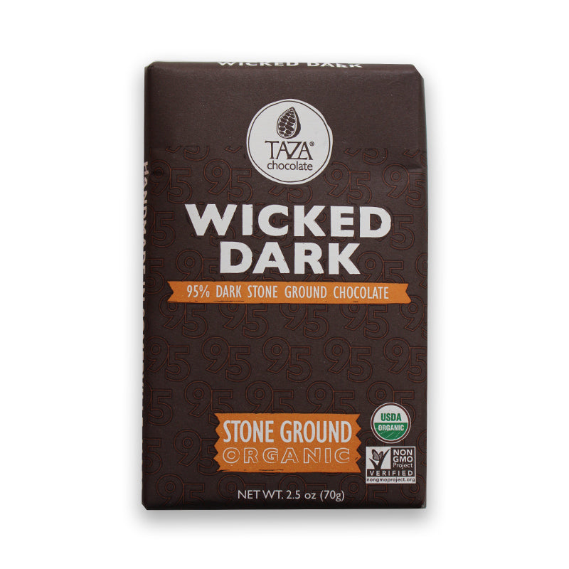 Taza Chocolate Mexicano Wicked Dark 95%