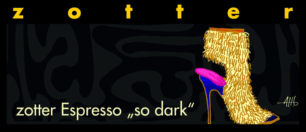 "Zotter Espresso ""So Dark"""