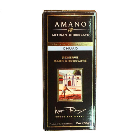 Amano Chuao 70% Dark Chocolate