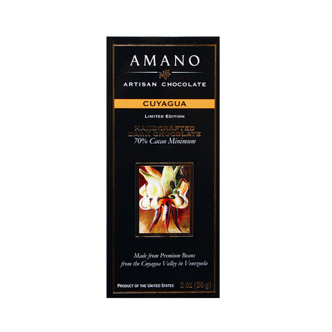 Amano Cuyagua 70% Dark Chocolate