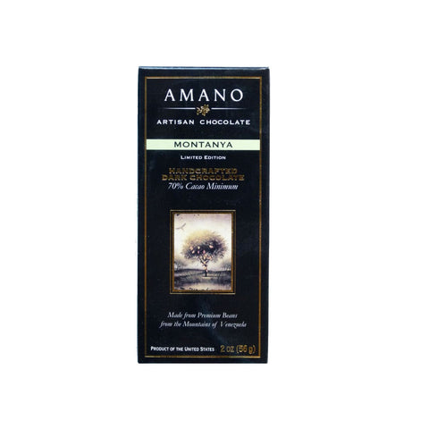 Amano Montanya 70% Dark Chocolate