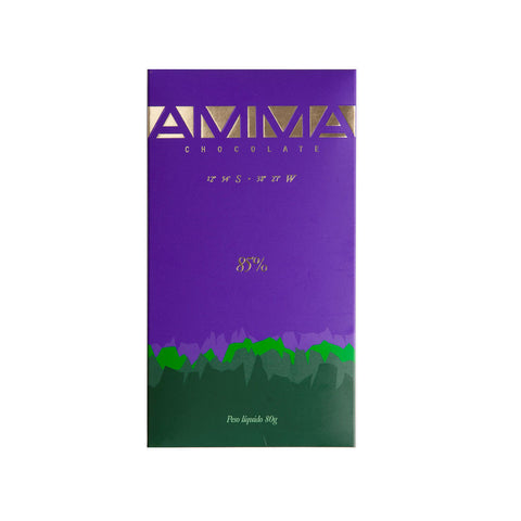 AMMA Chocolate 85%