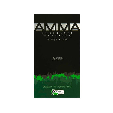 AMMA Chocolate 100%
