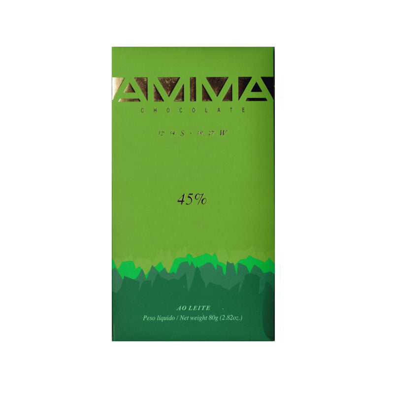 AMMA 45% Milk Chocolate