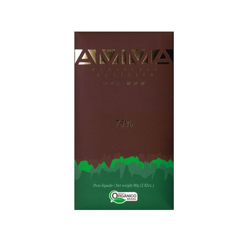 AMMA Chocolate 75%