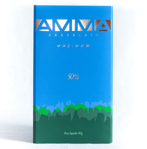 AMMA Chocolate 50%