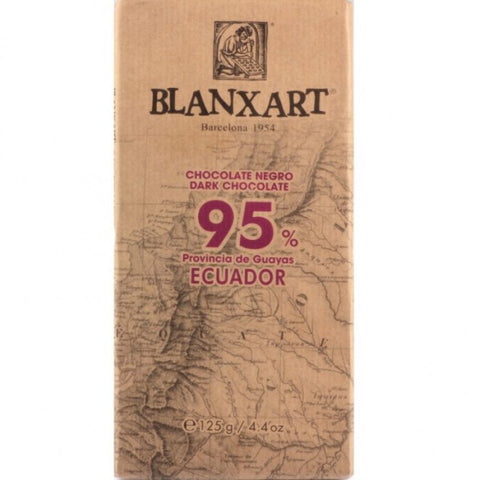 Blanxart Ecuador Dark Chocolate 95%