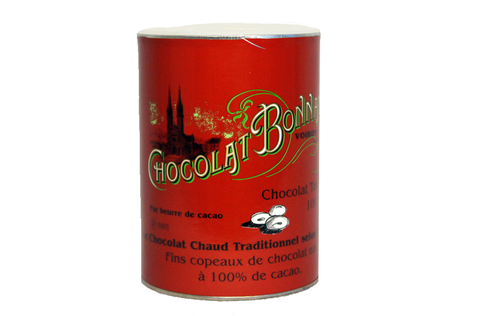 Bonnat 100% Dark Drinking Chocolate