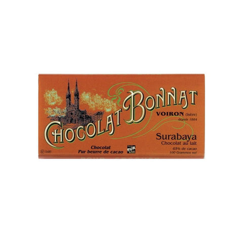 Bonnat 65% Surabaya Milk Chocolate